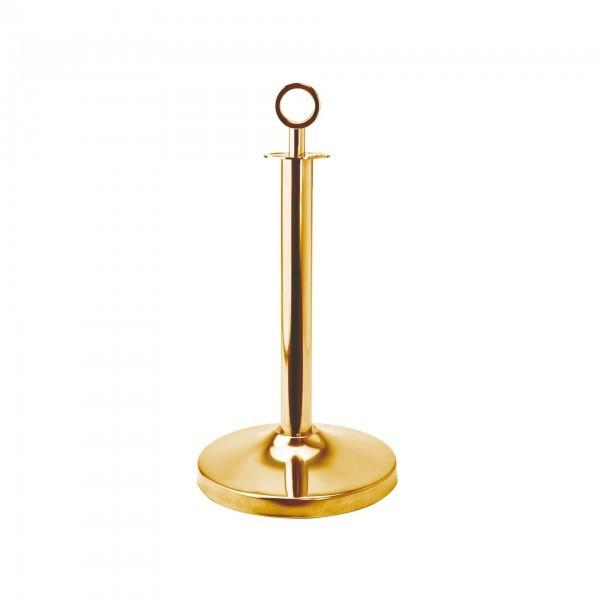 Abgrenzungsständer - Serie Mini - Titanium gold - 2204 551