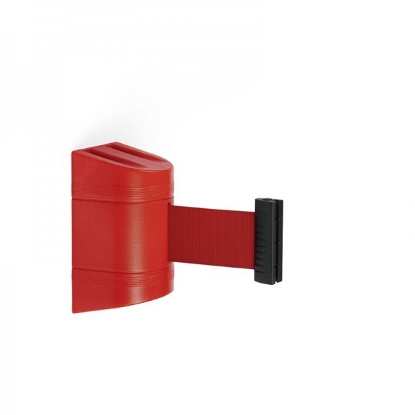 Zuggurt zur Wandmontage - Serie Simpleflex - rot - 2813 104